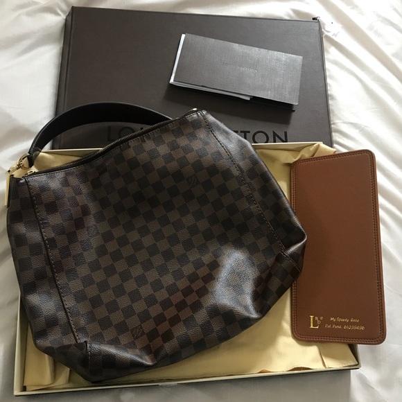 22ae69fe0bfd Louis Vuitton Handbags - Authentic Louis Vuitton Portobello PM Damien